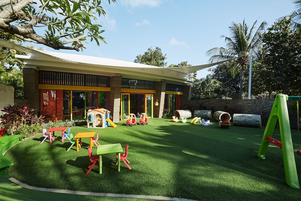 Children's Play Area - Outdoor, Sofitel Bali Nusa Dua Beach Resort
