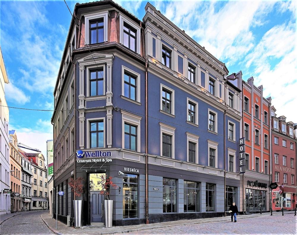 Wellton Riga Hotel And Spa