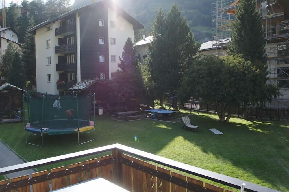 View from Room, Chalet Abacus