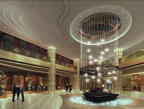 모벤픽 호텔 은시