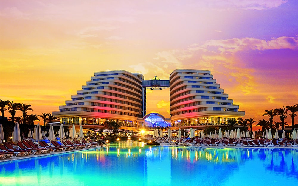 Miracle Resort Hotel All Inclusive Antalya Hotelbewertungen 2019