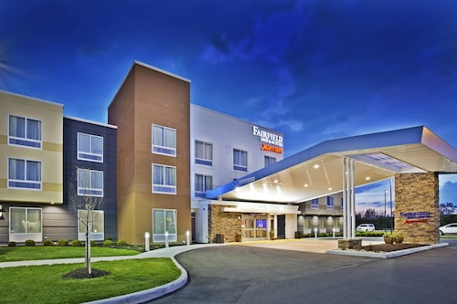 Fairfield Inn & Suites Jeffersonville I-71
