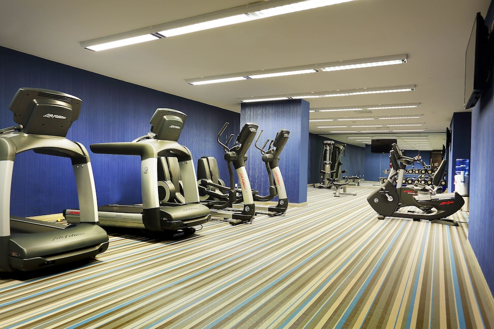 Gym, Aloft Panama