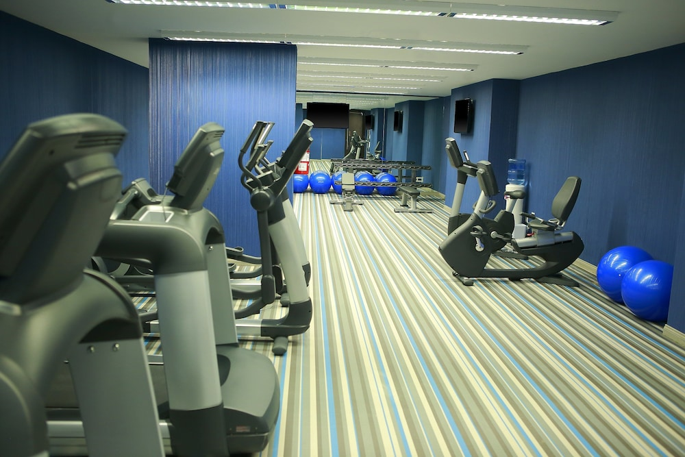 Fitness Facility, Aloft Panama