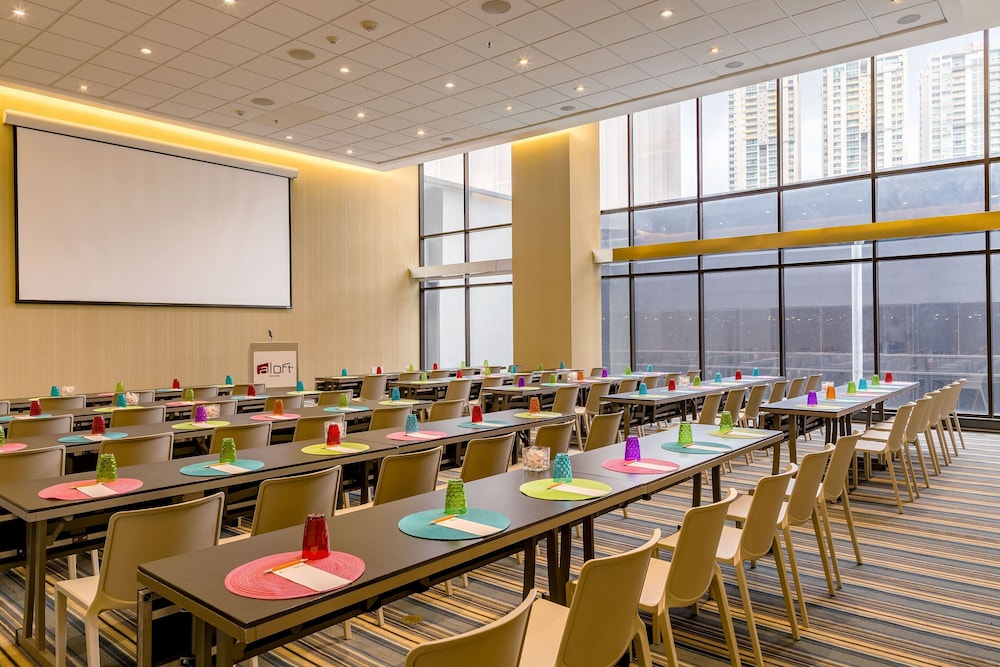 Meeting Facility, Aloft Panama