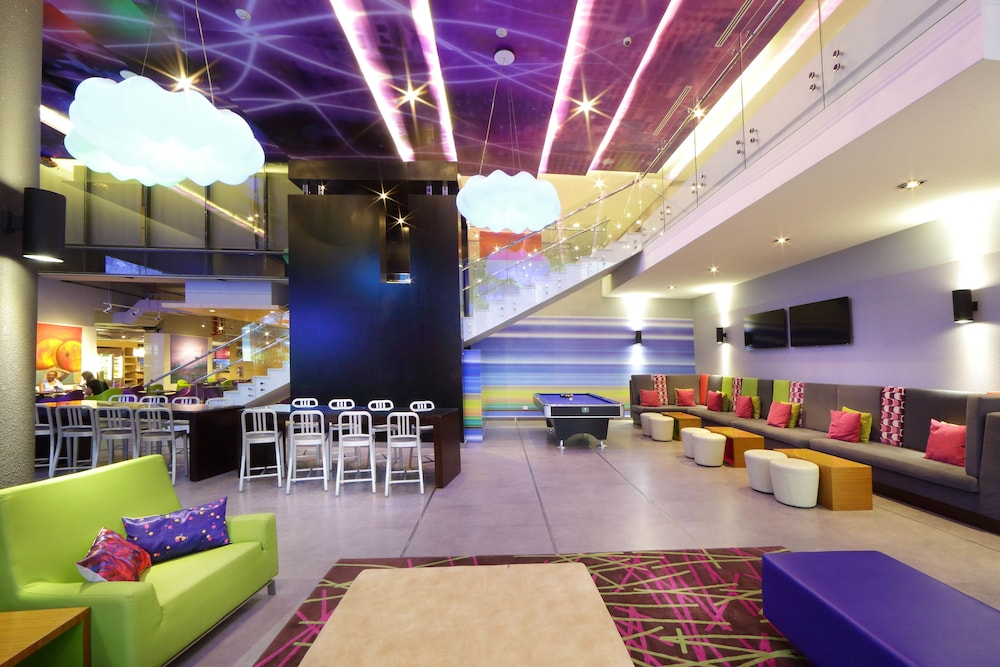 Snack Bar, Aloft Panama