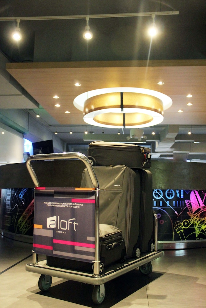 Interior, Aloft Panama