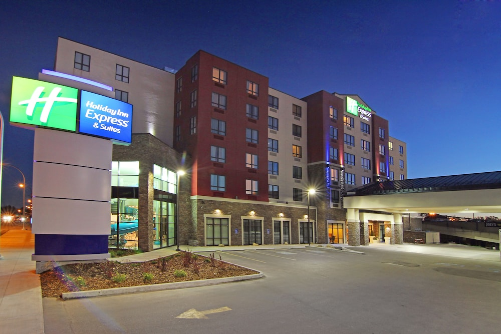 Exterior, Holiday Inn Express & Suites Calgary NW - University Area, an IHG Hotel