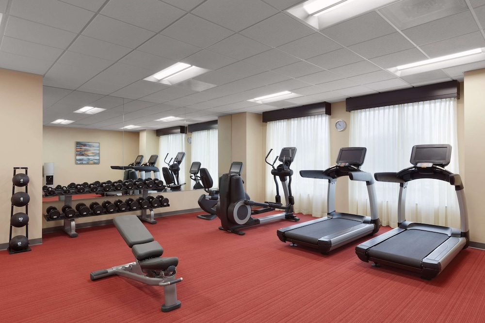 Fitness Facility, Hyatt Place St. Louis/Chesterfield