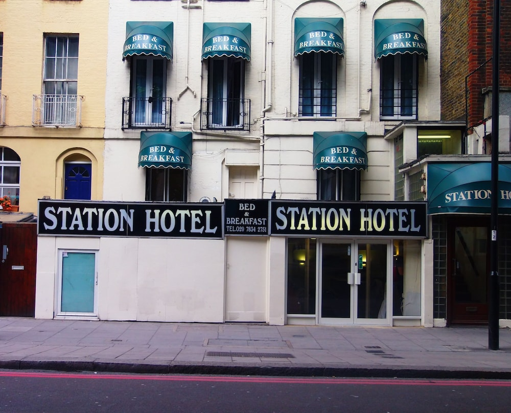 Victoria Station Hotel London Hotelbewertungen 2019 Expedia At