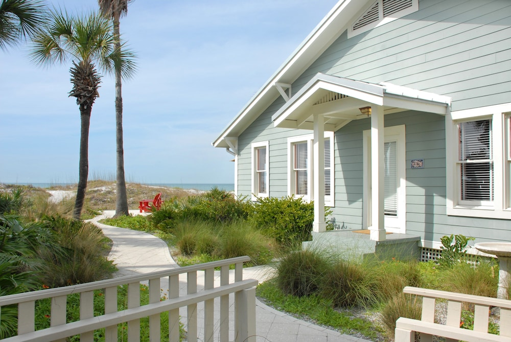 Sarah S Seaside Cottages St Petersburg Clearwater Usa