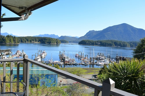 Tofino Harbourview Motel