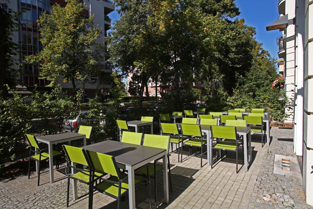 Terrace/Patio, Exe Hotel Klee Berlin Excellence Class