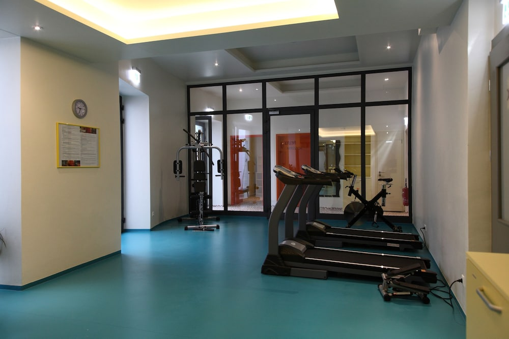 Fitness Facility, Exe Hotel Klee Berlin Excellence Class