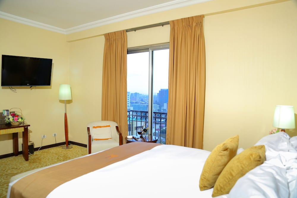 Mountain View, Capital Hotel & Spa