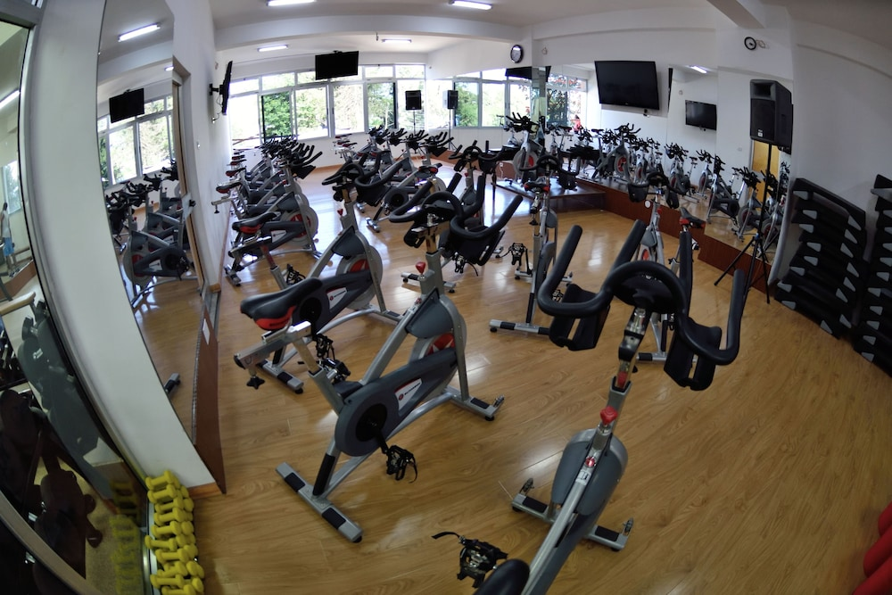 Fitness Facility, Capital Hotel & Spa