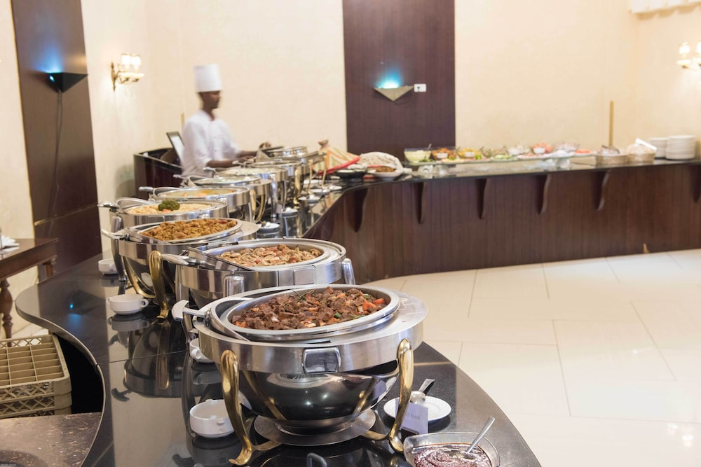 Breakfast buffet, Capital Hotel & Spa