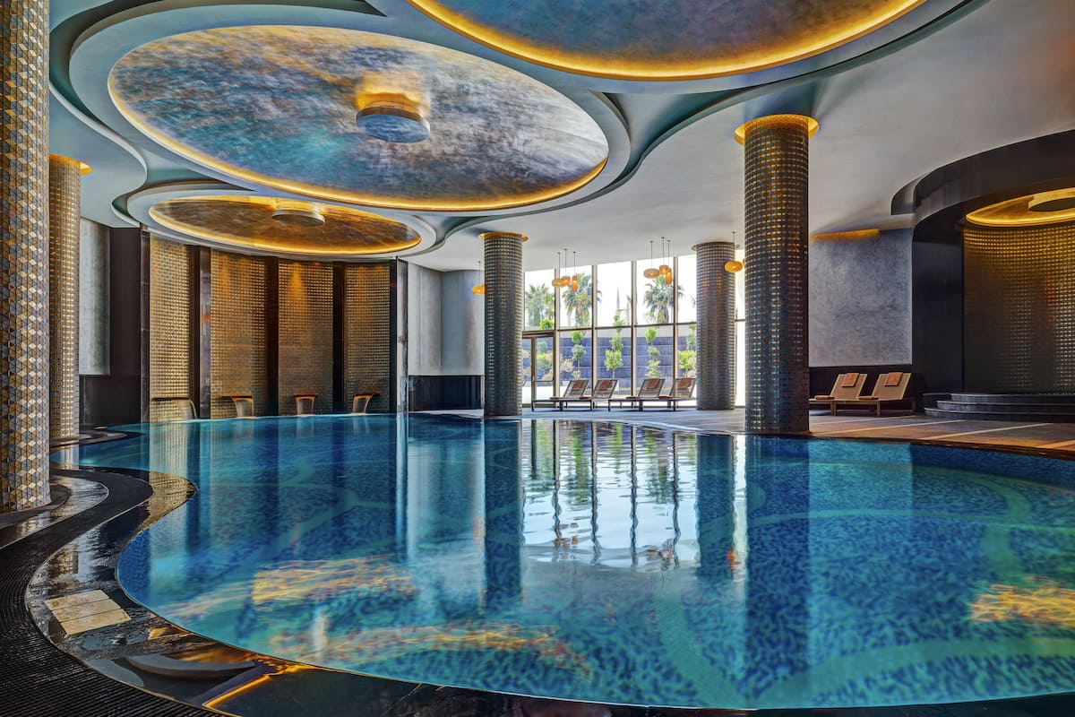 Sheraton Grand Adana In Adana Turkey Expedia