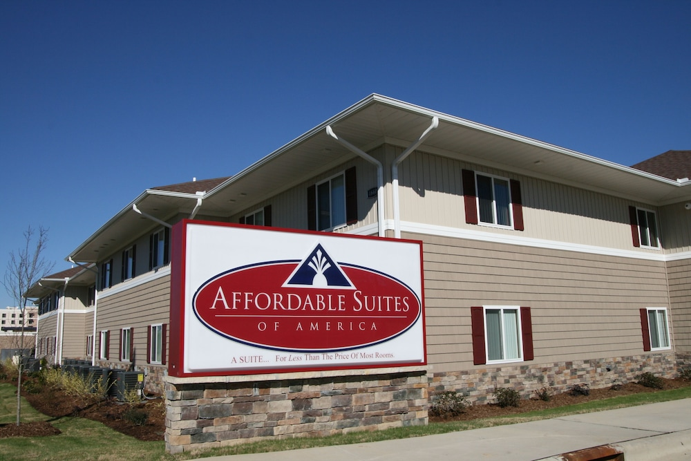 Featured Image, Affordable Suites Fayetteville