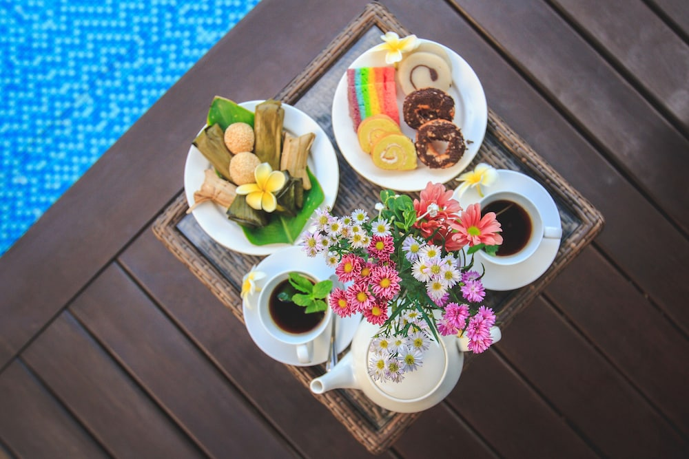 Breakfast Meal, Beautiful Bali Villas by Nagisa Bali