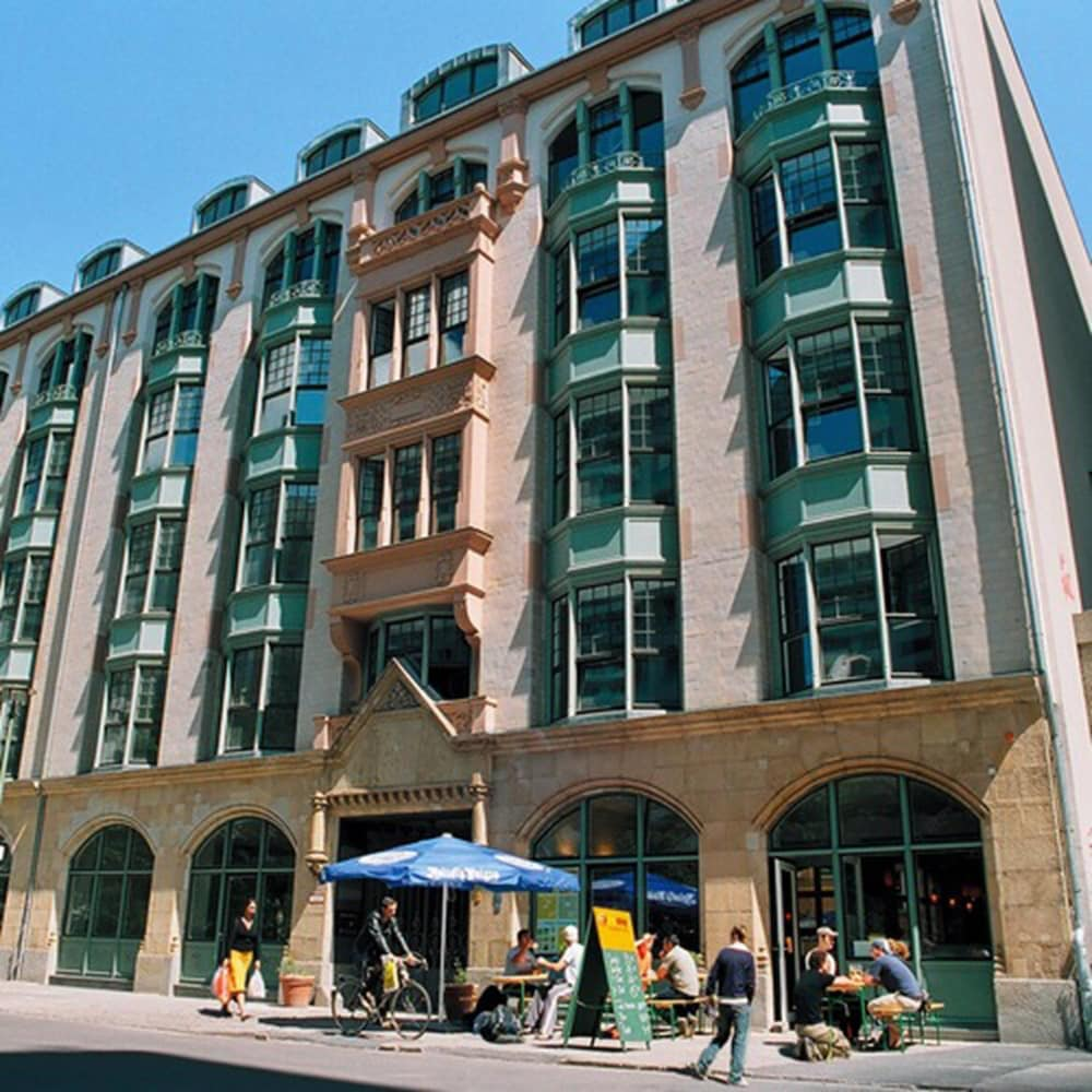 Citystay hostel berlin in mitte hotel rates reviews on for Trendige hotels in berlin