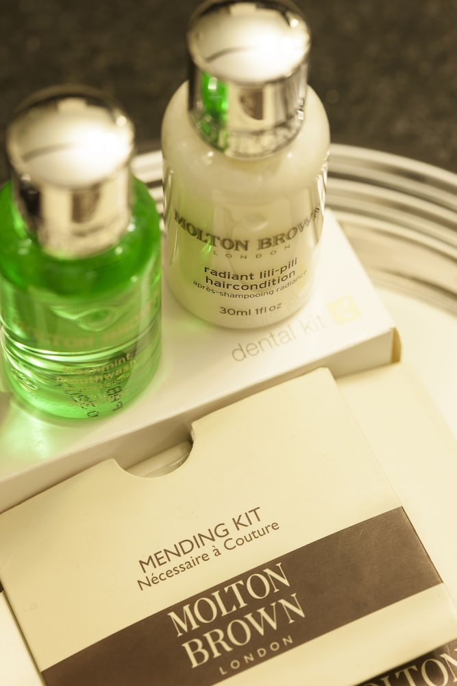 Bathroom Amenities, Terra Nova All Suite Hotel