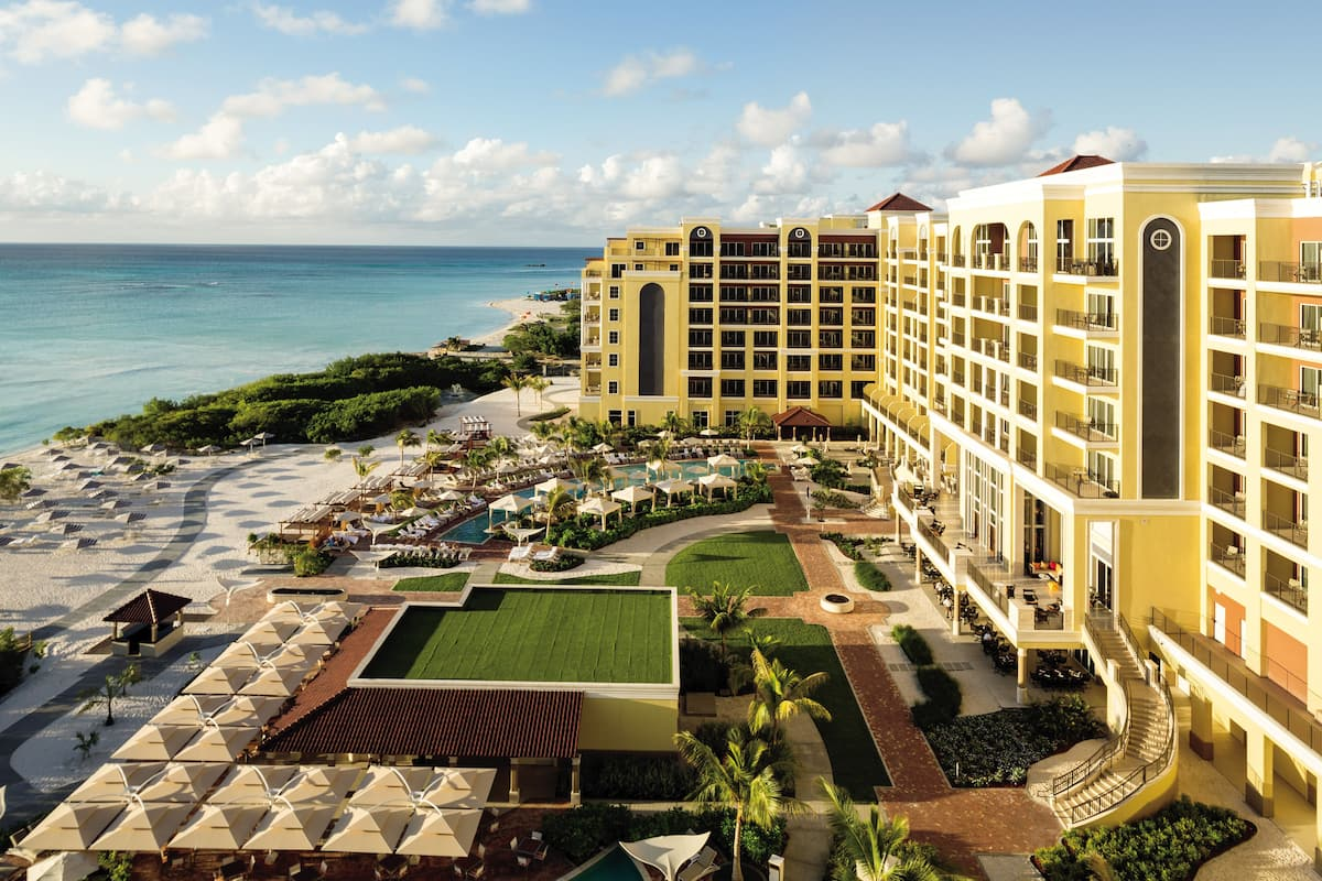 The Ritz-Carlton - Palm Beach, Aruba