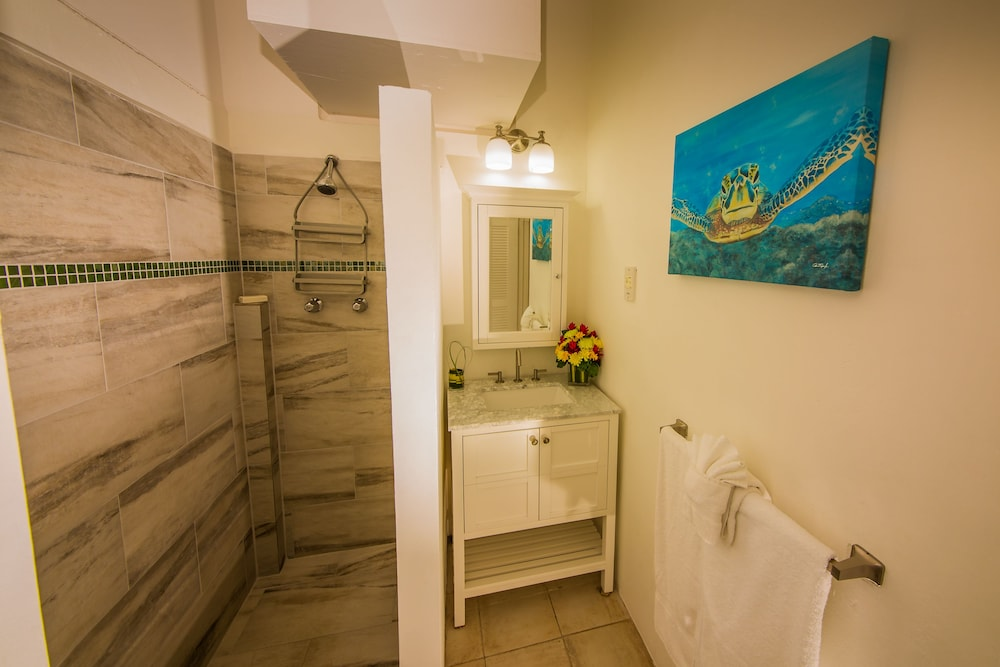 Bathroom, Oasis Marigot Hotel & Villas