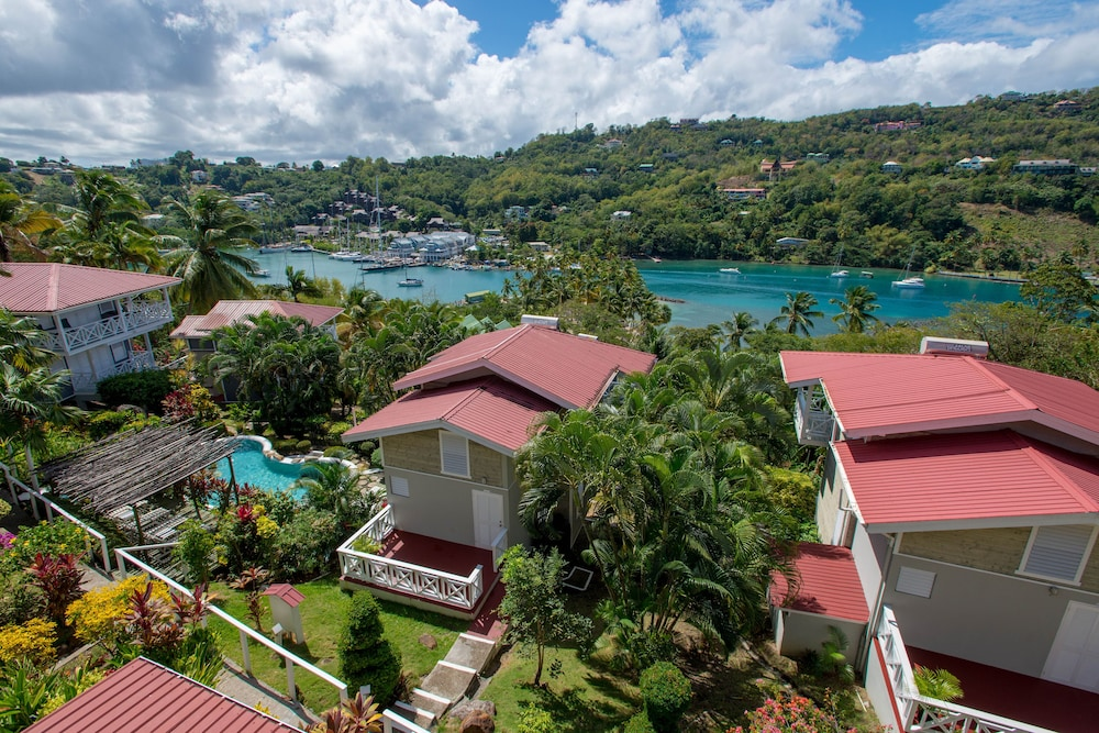 Property Grounds, Oasis Marigot Hotel & Villas