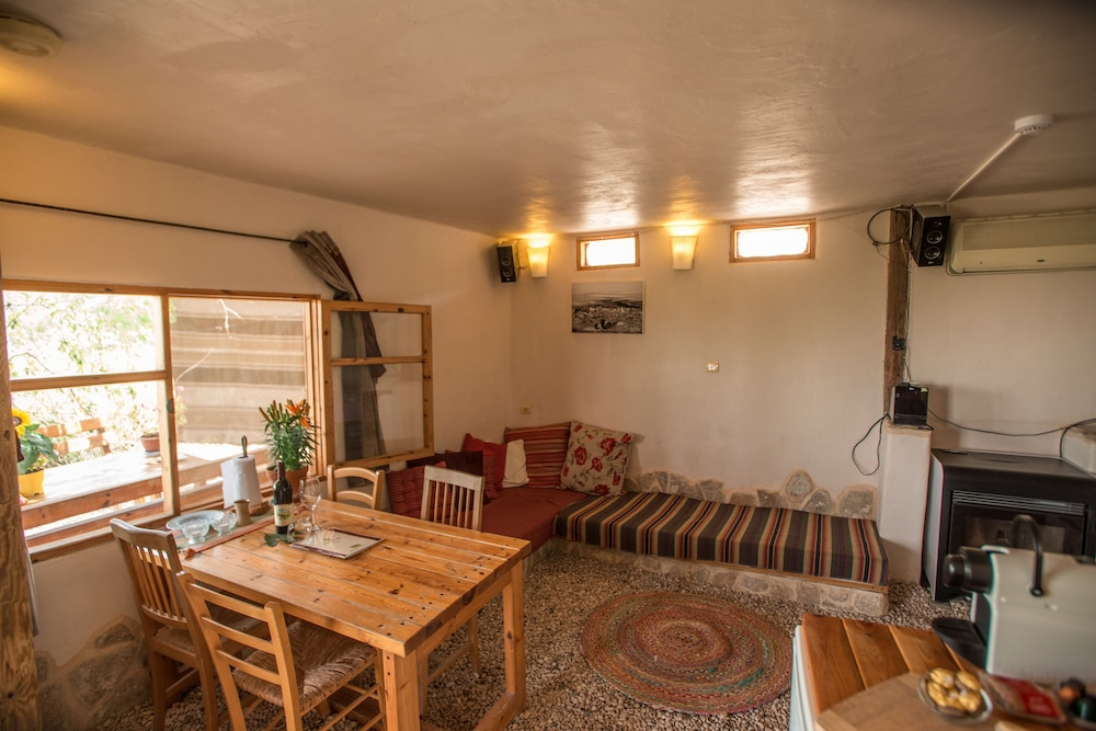 Living Area, Carmey Avdat Farm