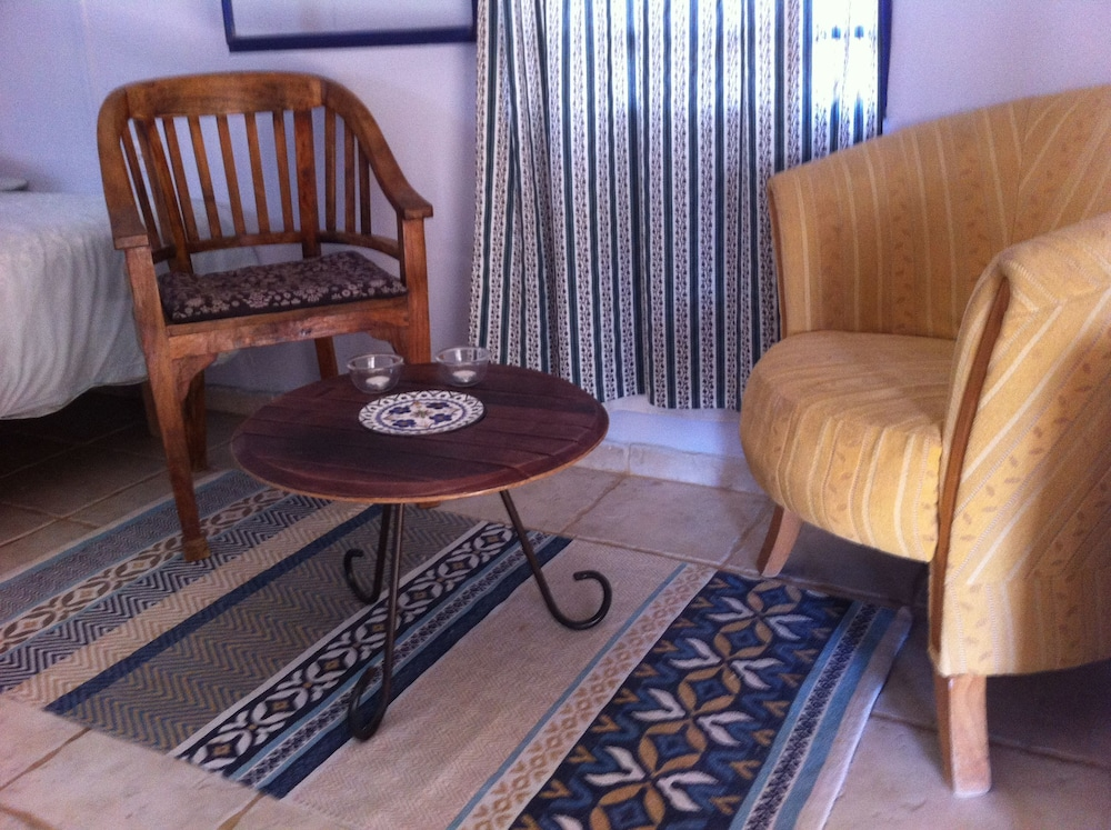 Living Room, Carmey Avdat Farm