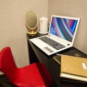 客房內商務中心