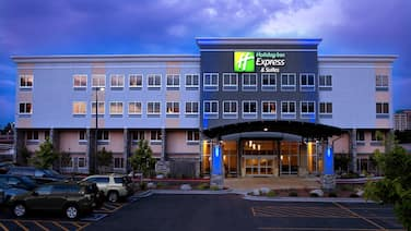 Holiday Inn Express Hotel & Suites Colorado Springs Central, an IHG Hotel