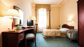 In-room safe, free cots/infant beds, free WiFi, wheelchair access