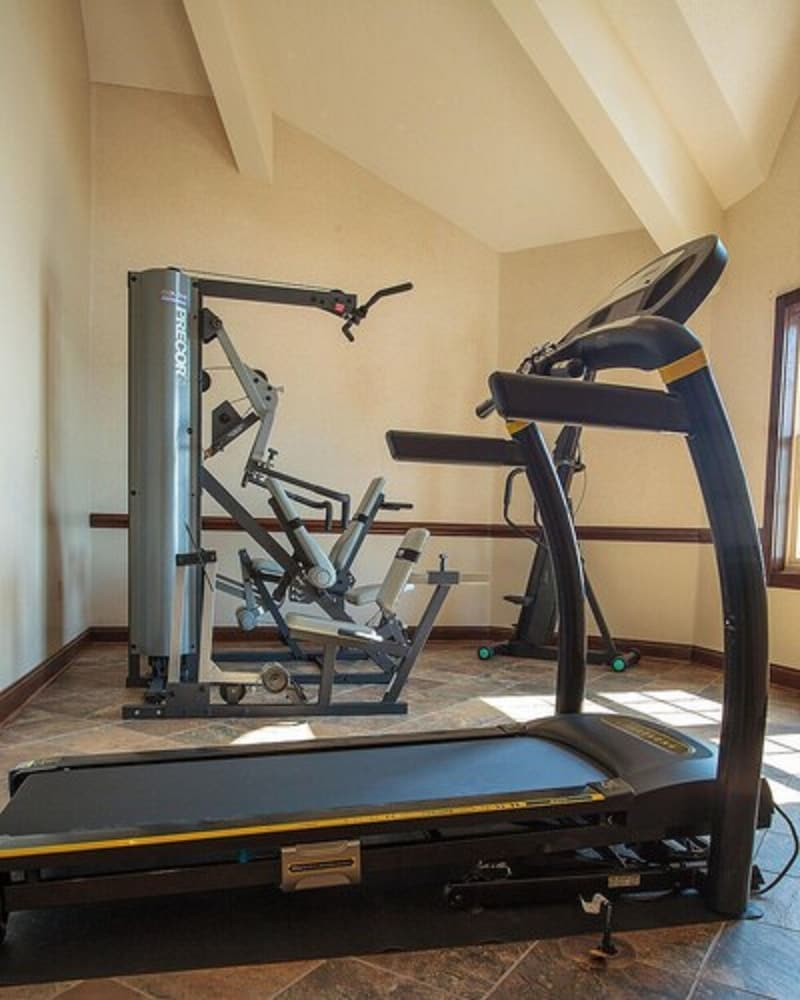 Fitness Facility, Oakwood Resort
