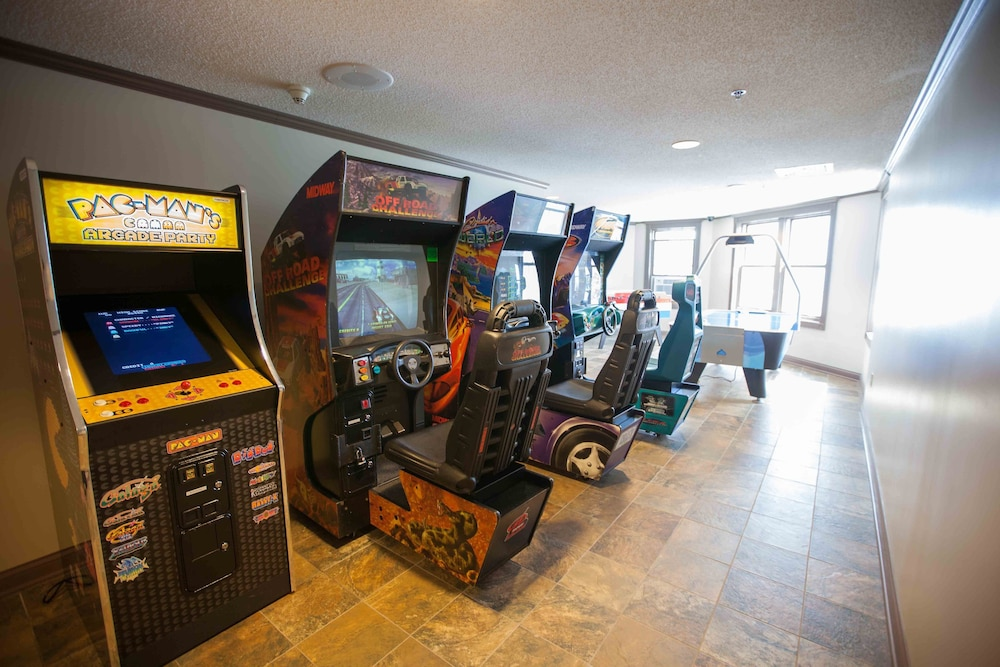 Arcade, Oakwood Resort
