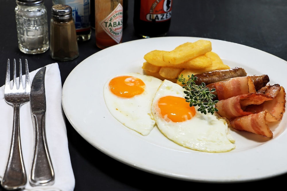 Breakfast Meal, Nottingham Road Hotel