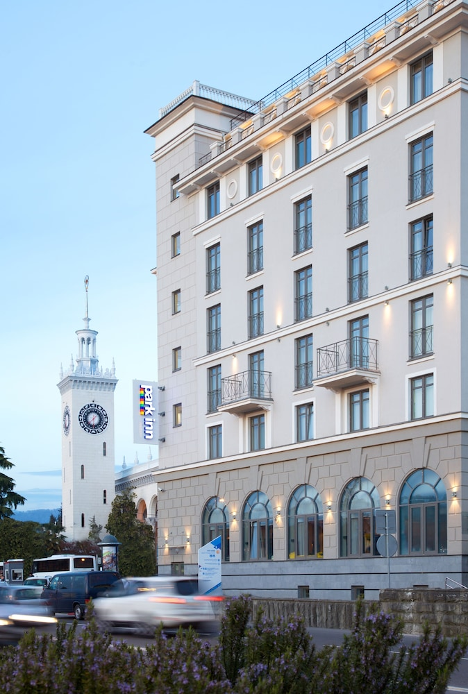 Front of Property, Park Inn by Radisson Sochi City Centre
