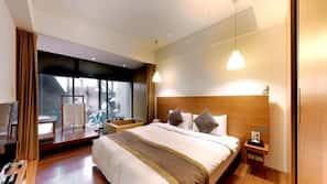 高級寢具、羽絨被、Select Comfort 床墊、保險箱