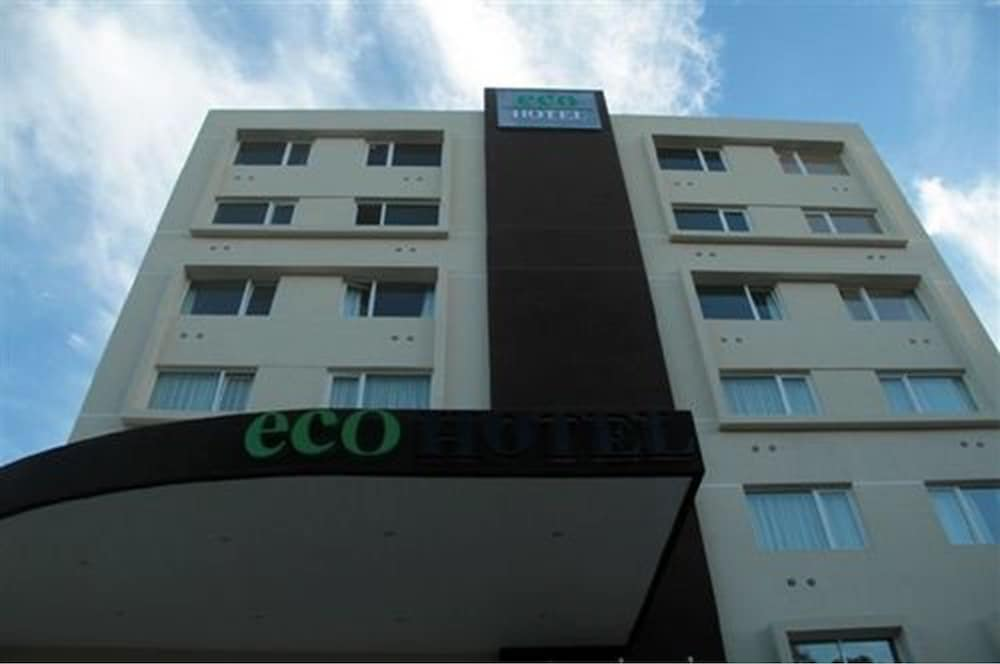 Front of Property, EcoHotel