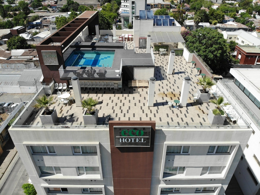 Aerial View, EcoHotel