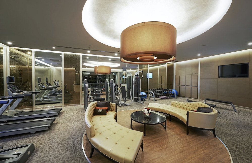 Fitness Facility, Mandarin Hotel Managed by Centre Point