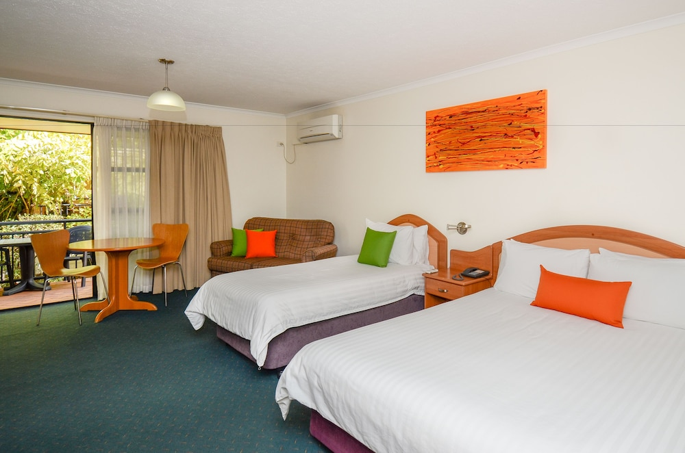 Pegasus Motor Inn And Serviced Apartments 2018 Room