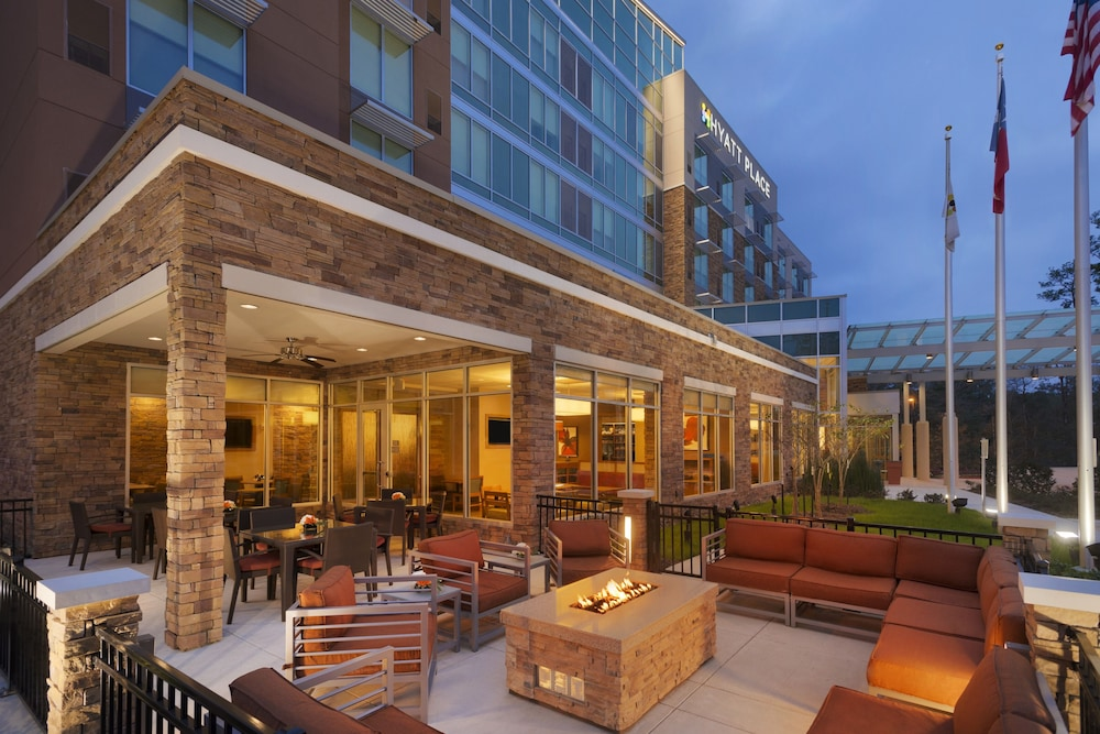 Terrace/Patio, Hyatt Place Houston / The Woodlands
