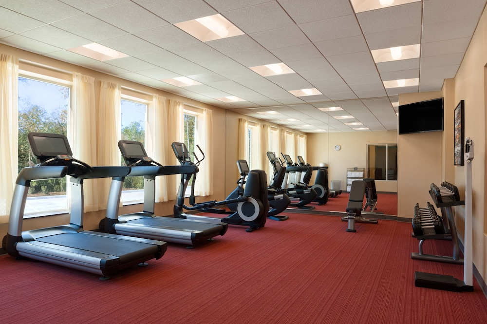 Fitness Facility, Hyatt Place Houston / The Woodlands