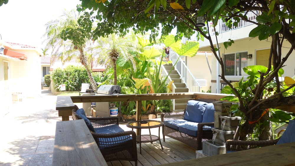 Terrace/Patio, Ocean Drive Villas