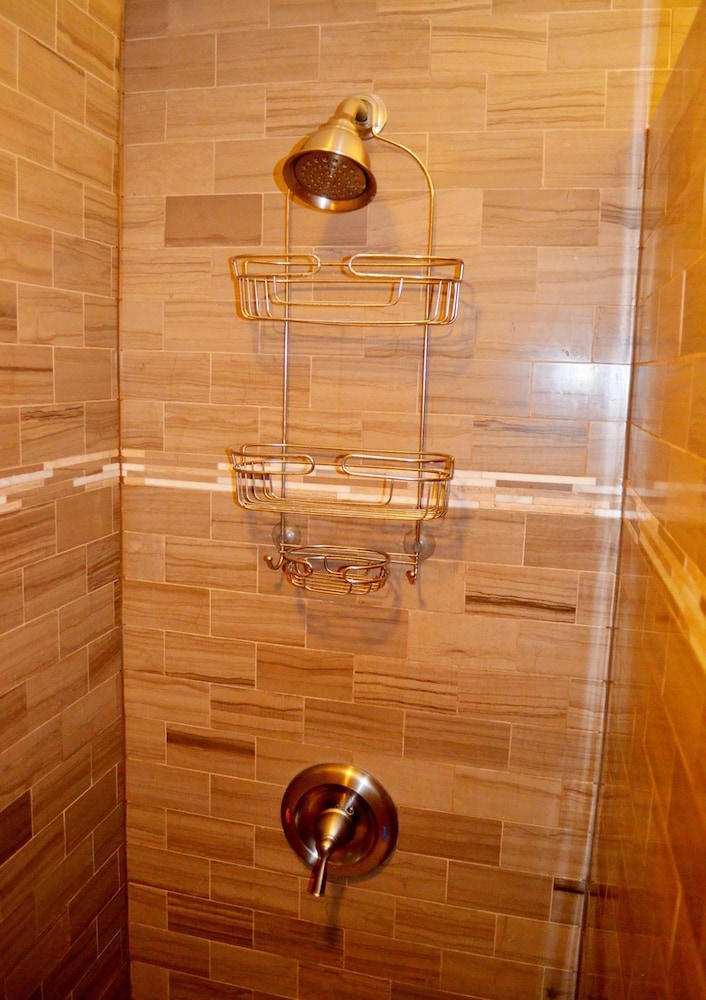 Bathroom Shower, Ocean Drive Villas