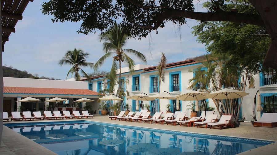 Hotel Santa Cruz Huatulco