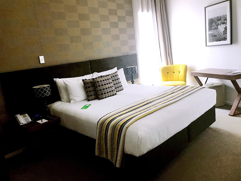 Room, Hotel 115 Christchurch