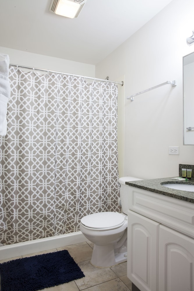 Bathroom, Pittsfield Apartments + Suites